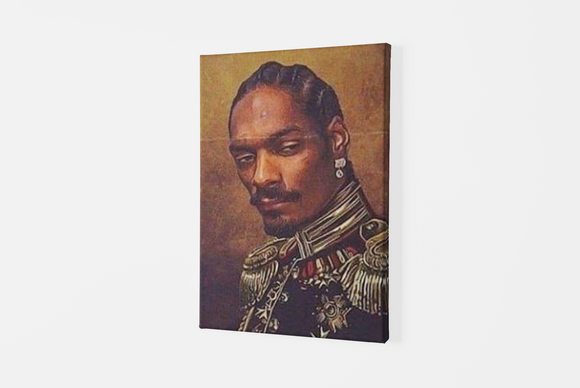 Tablou Canvas King Snoop Dog
