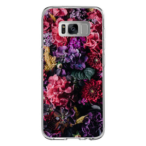 Husa Samsung Galaxy S8 Plus Colorfull Flowers - inKing.ro