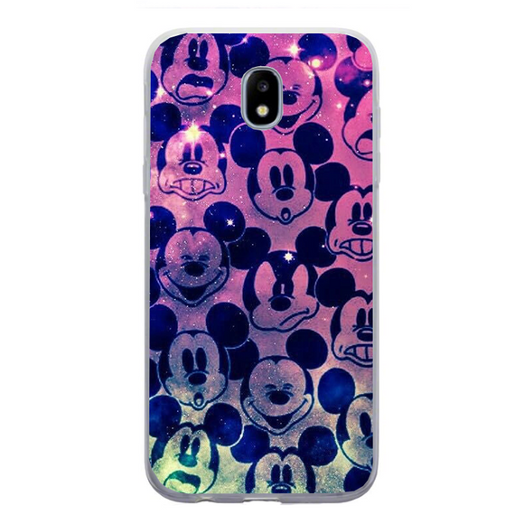 Husa Samsung Galaxy J5 2017 Crazy Mickey - inKing.ro