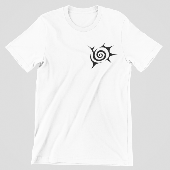 Tricou alb Seven Deadly Sins Demon Sign