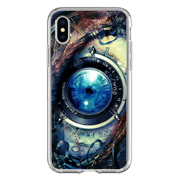 Husa iPhone X Eye