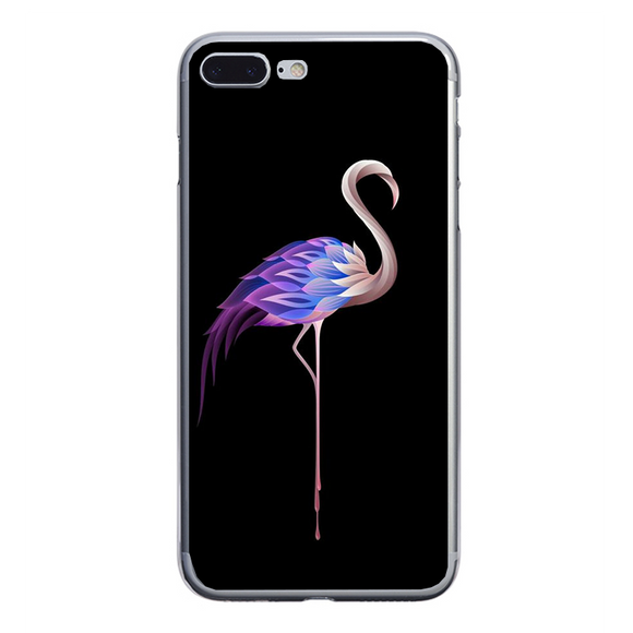 Husa iPhone 7 Plus Flamingo