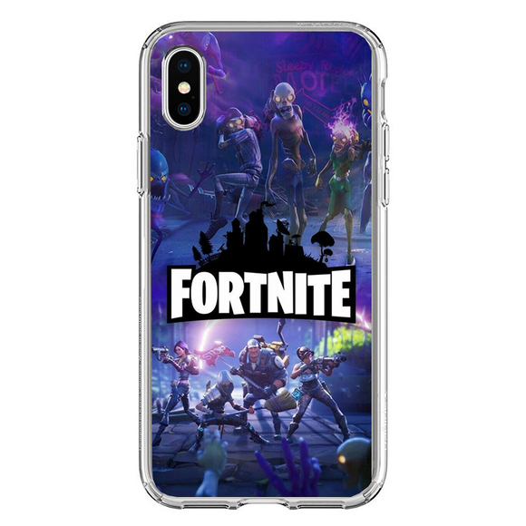 Husa iPhone X Fornite