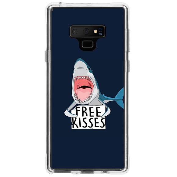 Husa Samsung Galaxy Note 9 Free Kisses - inKing.ro