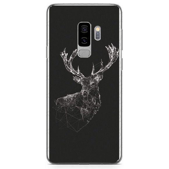 Husa Samsung Galaxy S9 Plus Galaxy Deer - inKing.ro