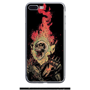 Husa iPhone 7 Plus Ghost Rider