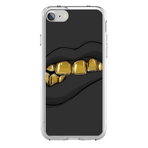 Husa iPhone 7 Gold Bite