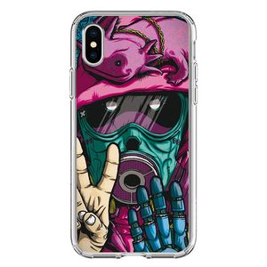 Husa iPhone X Graffer