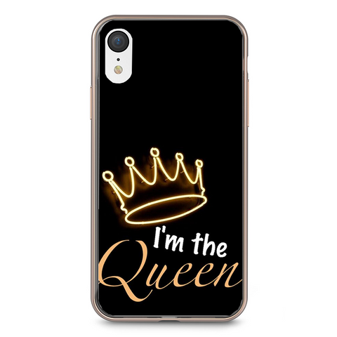 Husa iPhone XR I'm the Queen