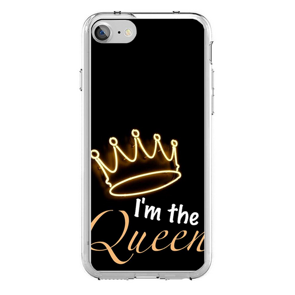 Husa iPhone 7 I'm the Queen