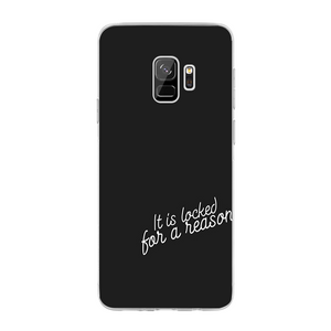 Husa Samsung Galaxy S9 Locked for a reason - inKing.ro