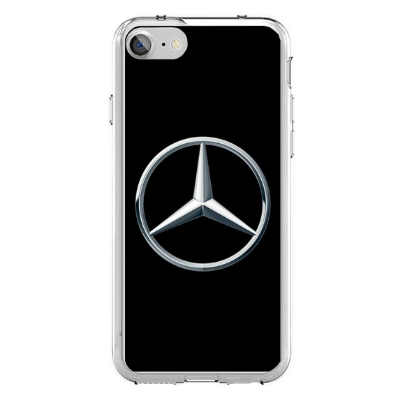 Husa iPhone 7 Mercedes Logo