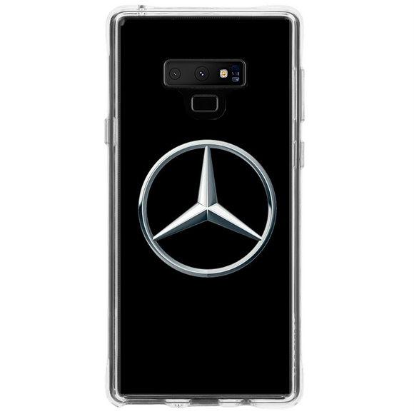 Husa Samsung Galaxy Note 9 Mercedes Logo - inKing.ro