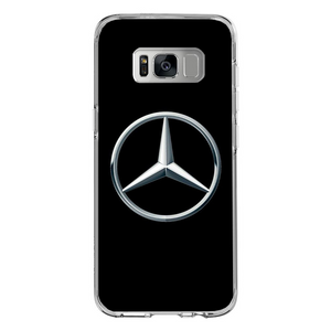 Husa Samsung Galaxy S8 Plus Mercedes Logo - inKing.ro
