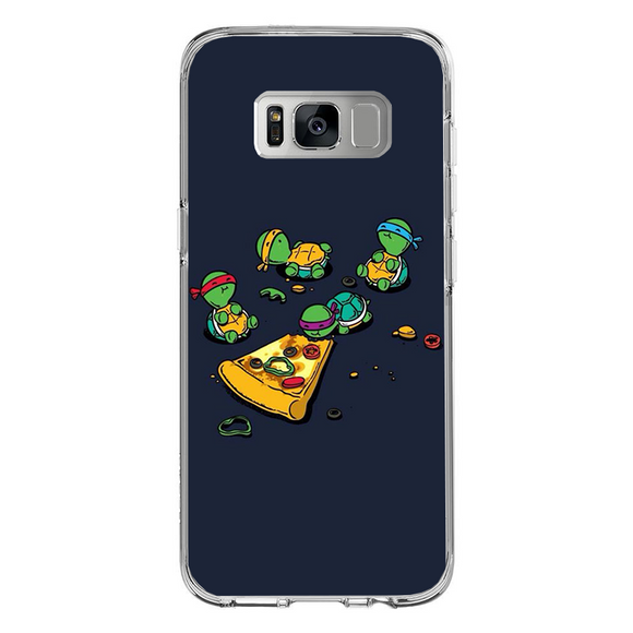 Husa Samsung Galaxy S8 Mini Ninja Turtle - inKing.ro