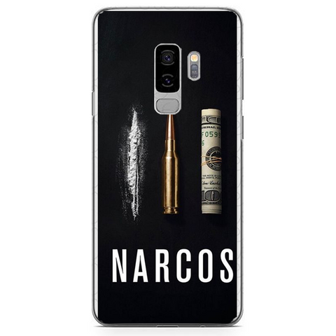 Husa Samsung Galaxy S9 Plus Narcos - inKing.ro