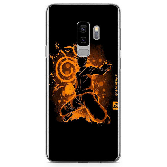 Husa Samsung Galaxy S9 Plus Naruto - inKing.ro