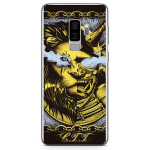 Husa Samsung Galaxy S9 Plus Ninja Lion - inKing.ro