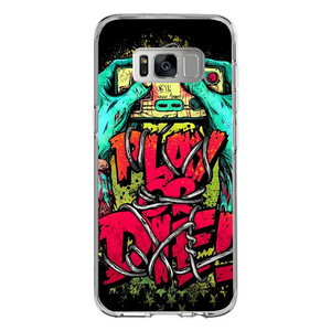 Husa Samsung Galaxy S8 Play or Die - inKing.ro