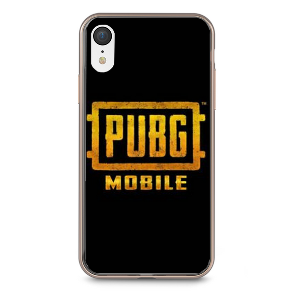 Husa iPhone XR PUBG Mobile