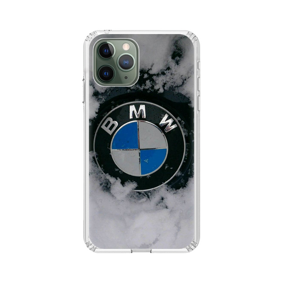 Husa iPhone BMW Logo Snow