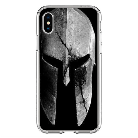 Husa iPhone XS Spartan - inKing.ro