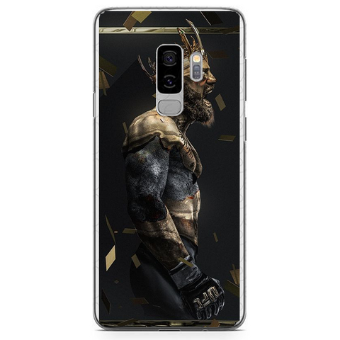 Husa Samsung Galaxy S9 Plus The Gold Notorious - inKing.ro