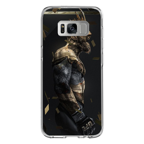 Husa Samsung Galaxy S8 Plus The Gold Notorious