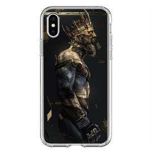 Husa iPhone X The Gold Notorious