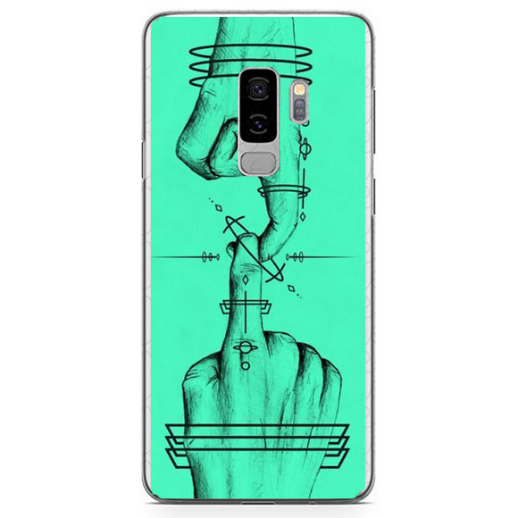 Husa Samsung Galaxy S9 Plus The Touch - inKing.ro