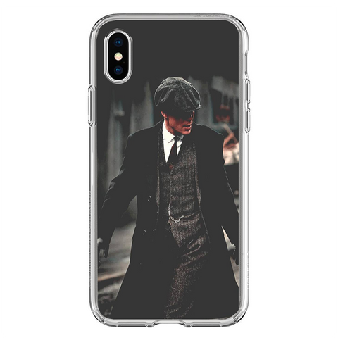 Husa iPhone XS Tommy Shelbi - inKing.ro