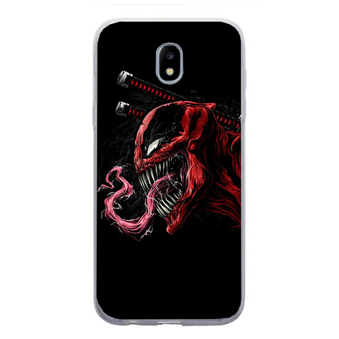Husa Samsung Galaxy J5 2017 Venom Pool - inKing.ro