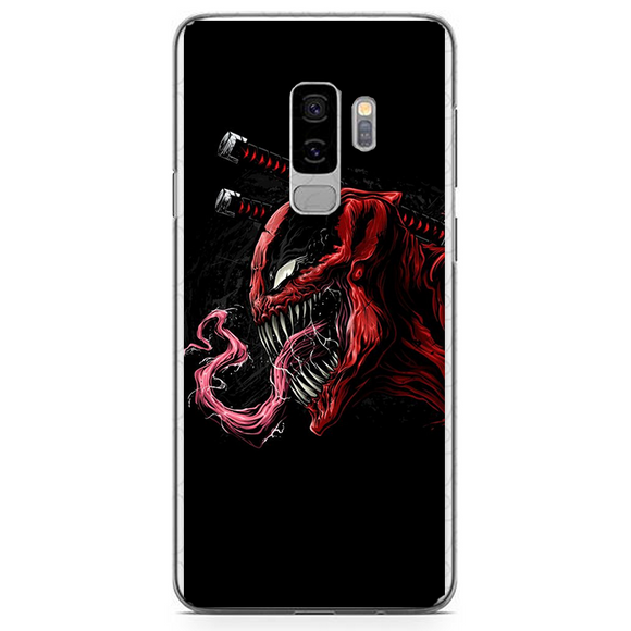 Husa Samsung Galaxy S9 Plus Venom Pool - inKing.ro