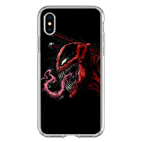 Husa iPhone XS Venom Pool - inKing.ro