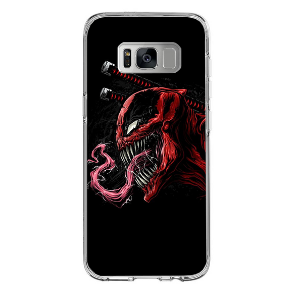 Husa Samsung Galaxy S8 Plus Venom Pool - inKing.ro