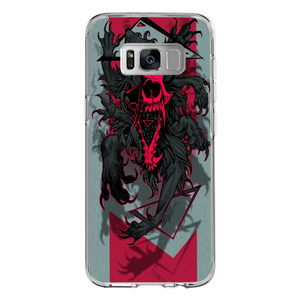 Husa Samsung Galaxy S8 Warrior Flag - inKing.ro