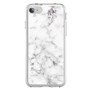 Husa iPhone 7 White Marble