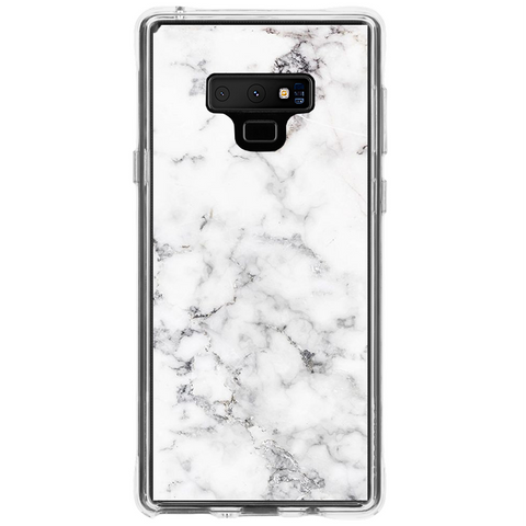 Husa Samsung Galaxy Note 9 White Marble - inKing.ro