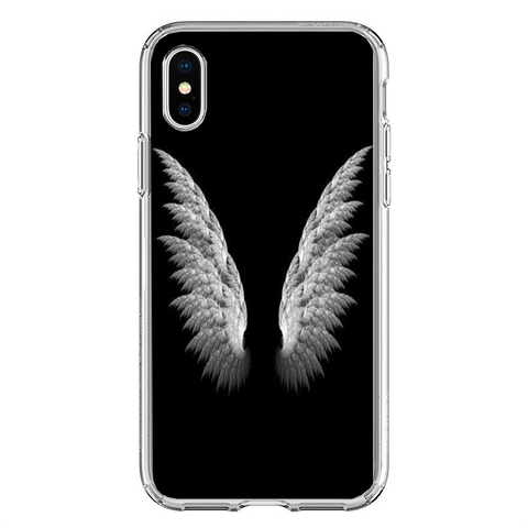 Husa iPhone XS Wings - inKing.ro