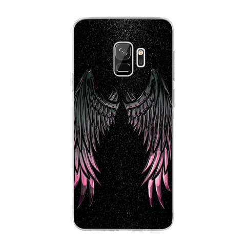 Husa Samsung Galaxy S9 Wings Galaxy - inKing.ro