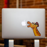 Imguraffe Laptop Sticker