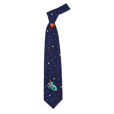 Rocket To The Moon Tie
