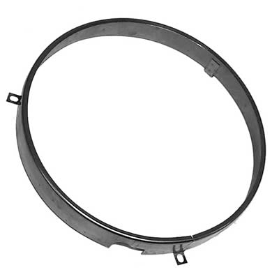 HEADLAMP RETAINING RING; 71-73 CAMARO; 71-72 CHEVELLE; MONTE CARLO; GRAND PRIX USE 2 GMK402106271