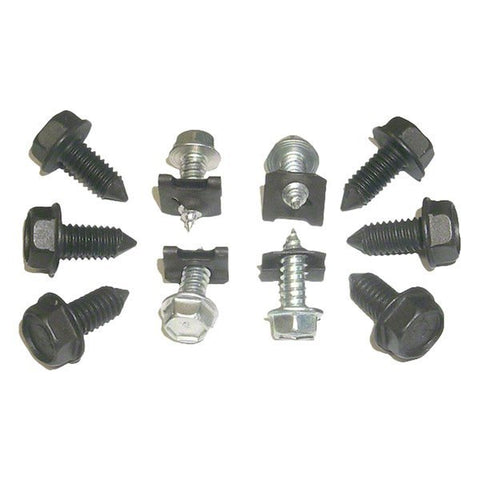 HEADLAMP HOUSING HARDWARE KIT; 14 PIECES; 67-68 CAMARO; EXCEPT RS MODEL GMK4020063671S