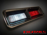 1967-1968 Chevy Camaro Standard Simple Sequential LED Tail Lights
