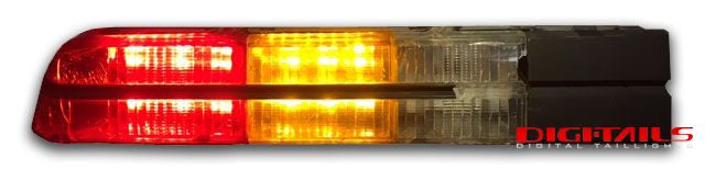 1978-1981 Chevy Camaro Sequential LED Tail Lights
