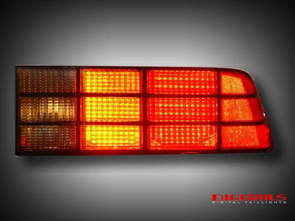 1982-1992 Chevy Camaro Sequential LED Tail Lights