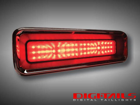 1967-1968 Chevy Camaro-RS Simple Sequential LED Tail Lights