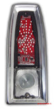 1966-1967 Chevy Nova Simple Sequential LED Tail Lights