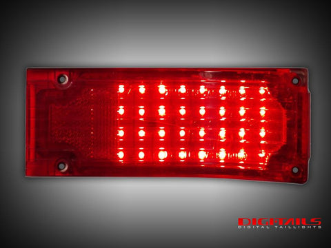 1966 Chevy Chevelle Sequential LED Tail Lights